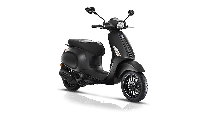 2019 Vespa Special Collections Unveiled: Primavera, Sprint, GTS