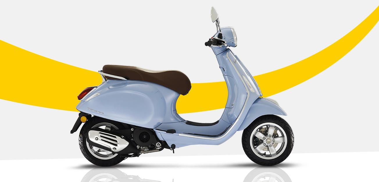 Vespa Primavera 50cc 4T EFI