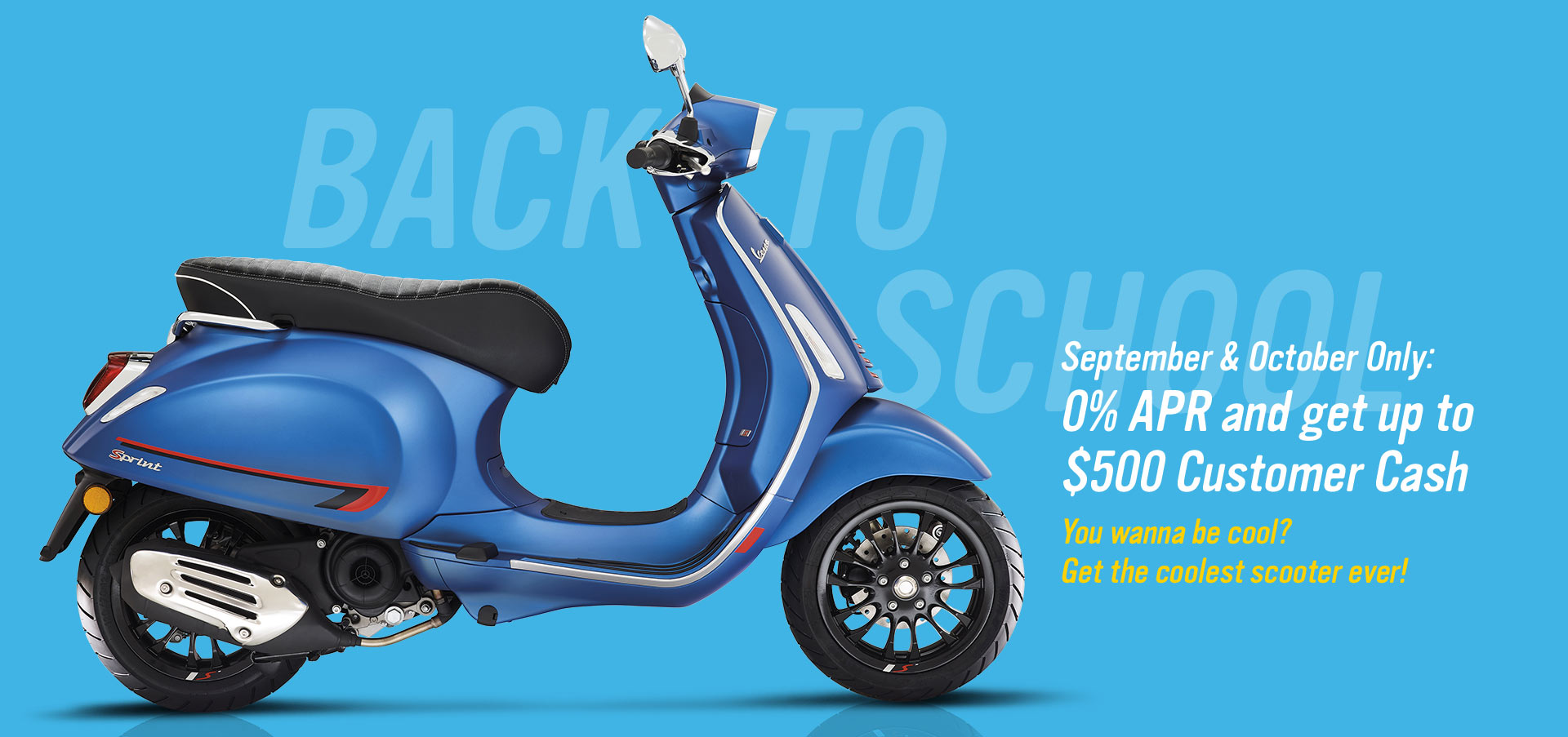 Vespa Canada | Official Stateside Scooter Site