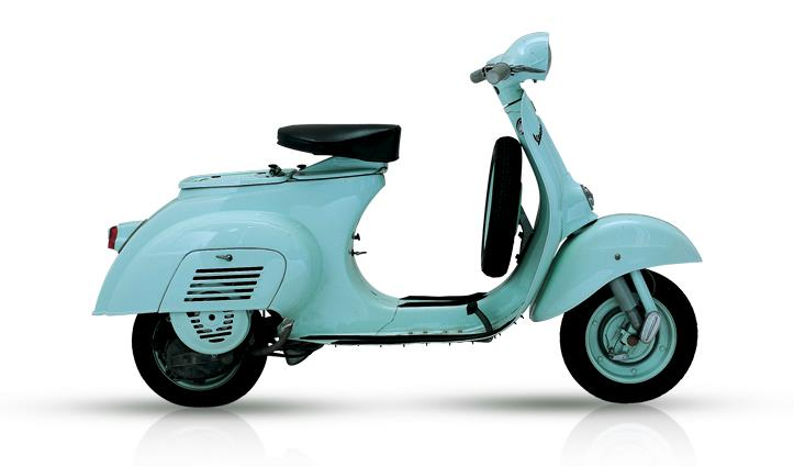 Image result for vespa 1970