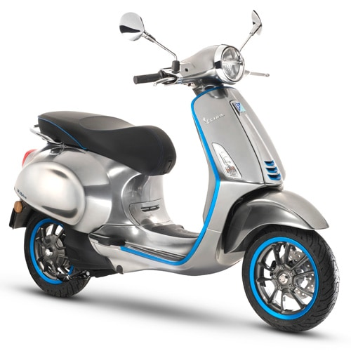 Piaggio Group: im September startet die produktion der Vespa Elettrica
