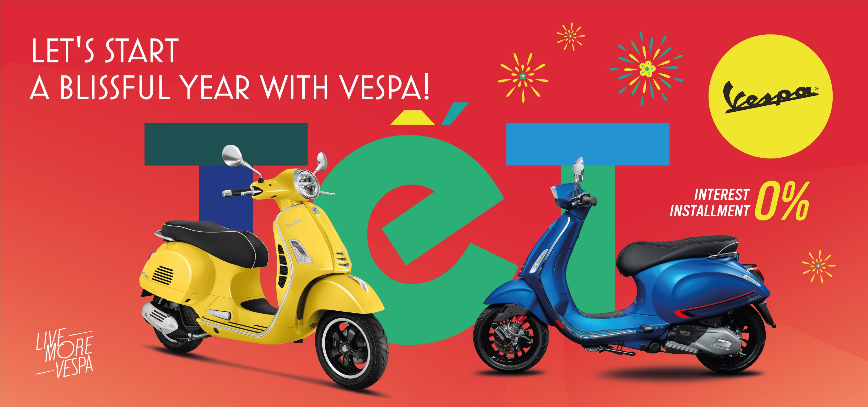 Www Ets Thomas Fr let's start a blissful year with vespa!