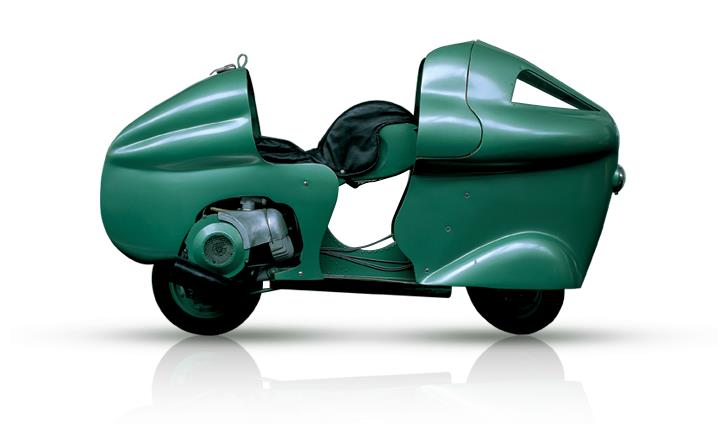 Lambretta cadre datant