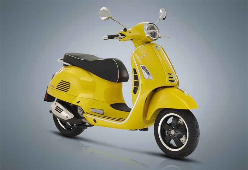 Vespa Gts 300 New Hpe Engine