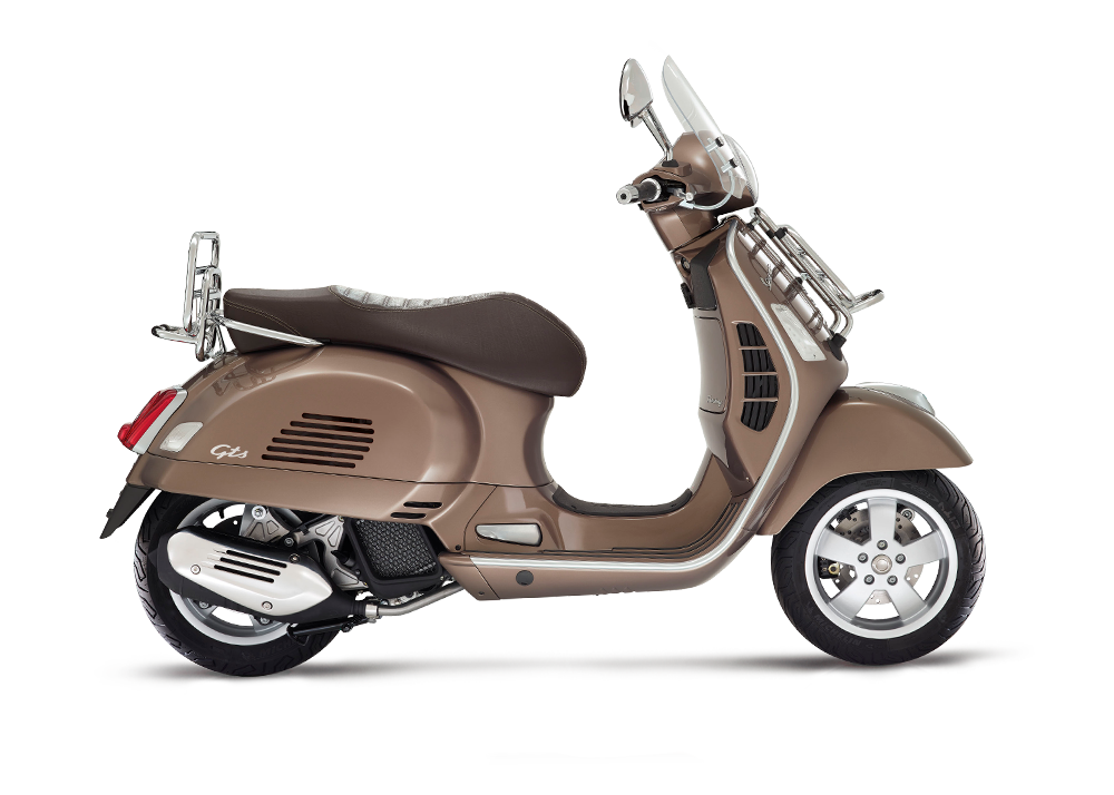 vespa gts 125 motorcycles scooters helmets clothing. Black Bedroom Furniture Sets. Home Design Ideas