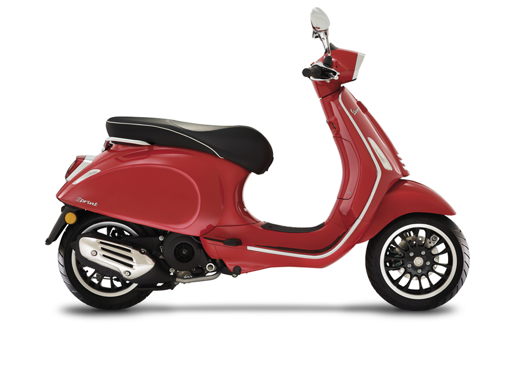 Vespa Sprint 150 | Model Overview USA