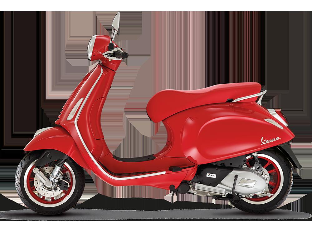 Vespa Primavera RED - Vespa.com