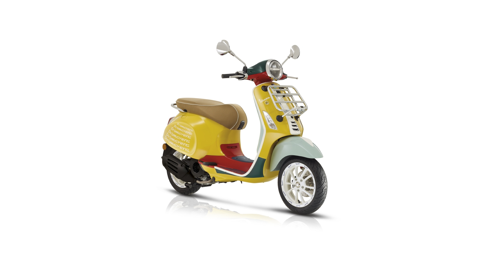 Sean Wotherspoon X Vespa Primavera scooter